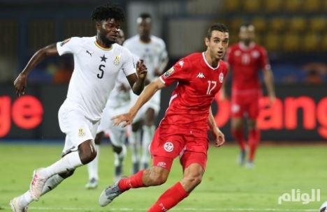 تونس إلى ربع نهائي أمم أفريقيا بفوز على غانا بركلات الترجيح