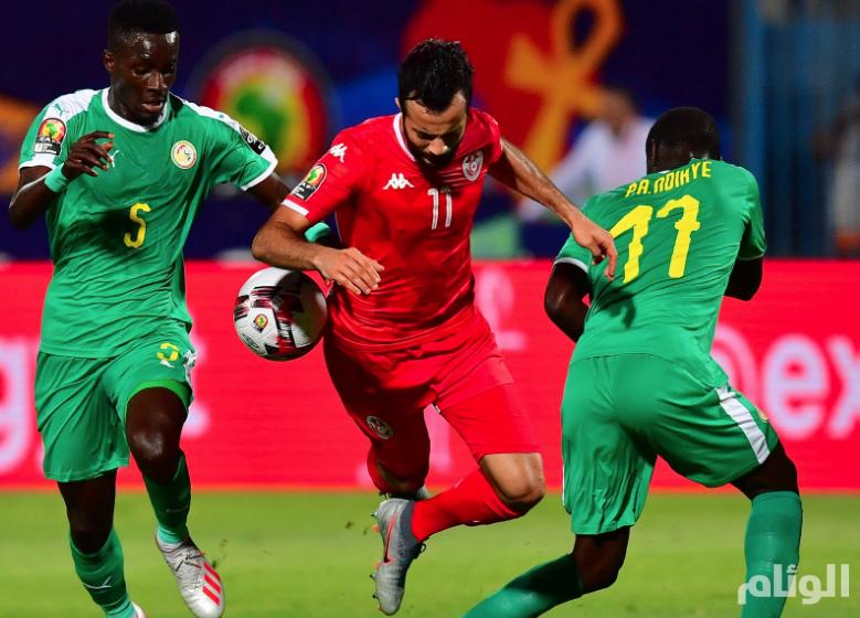 """تونس تودِّع """"أمم أفريقيا"""" بعد خسارتها أمام السنغال بالدور نصف النهائي"""