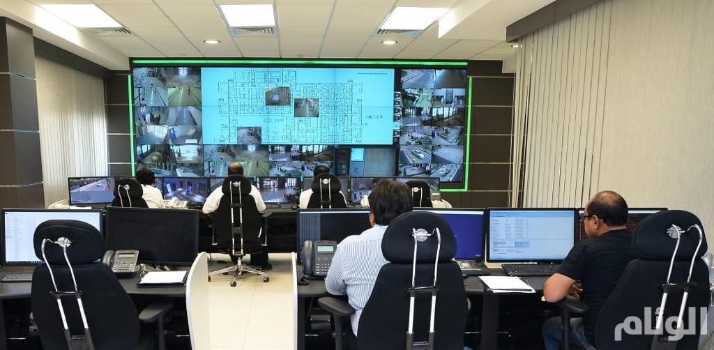 """""""911"""" مركزًا للكوارث والأزمات الصحية في مدينة الملك فهد الطبية"""