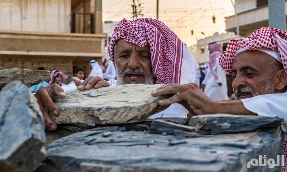مهرجان الأطاولة التراثي يحاكي الماضي ويبرز الحاضر