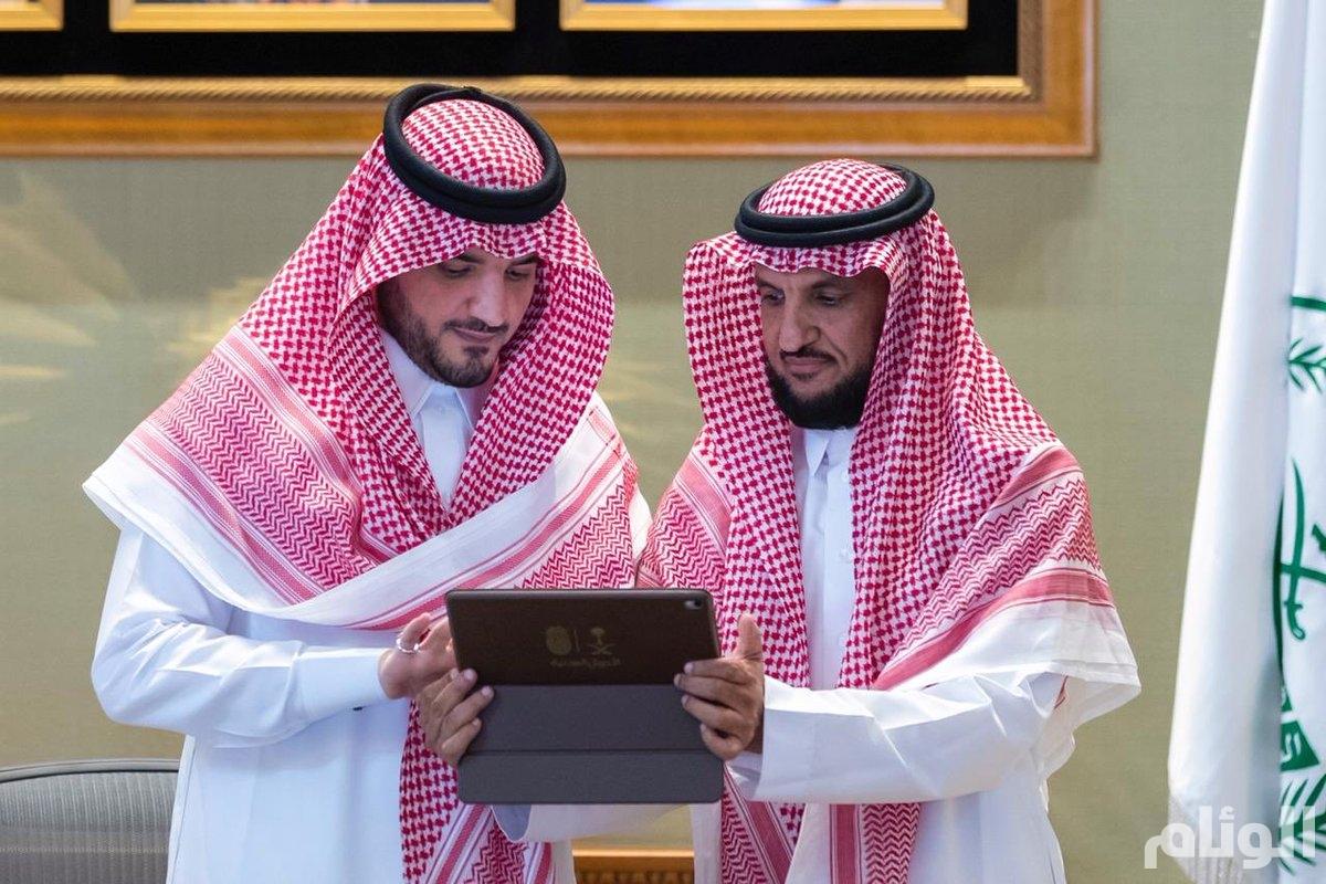 وزير الداخلية يدشن خدمة إصدار وتجديد بطاقة الهوية الوطنية للمواطنين المقيمين خارج المملكة