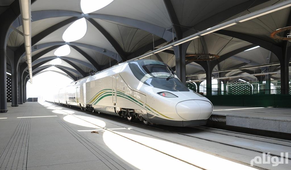 قطار الحرمين يرفع طاقته الاستيعابية لـ 80 رحلة أسبوعيا