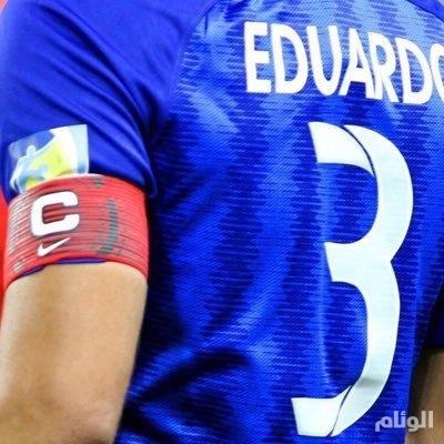 جماهير #الهلال تلمح لرحيل إدواردو بكلمات الوداع