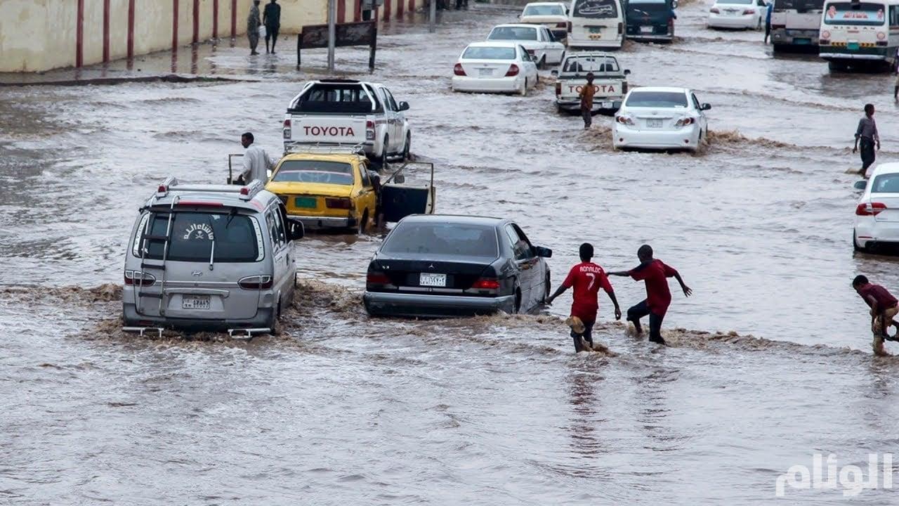 وفاة 46 وإصابة 97 شخصًا جراء الأمطار والسيول في السودان