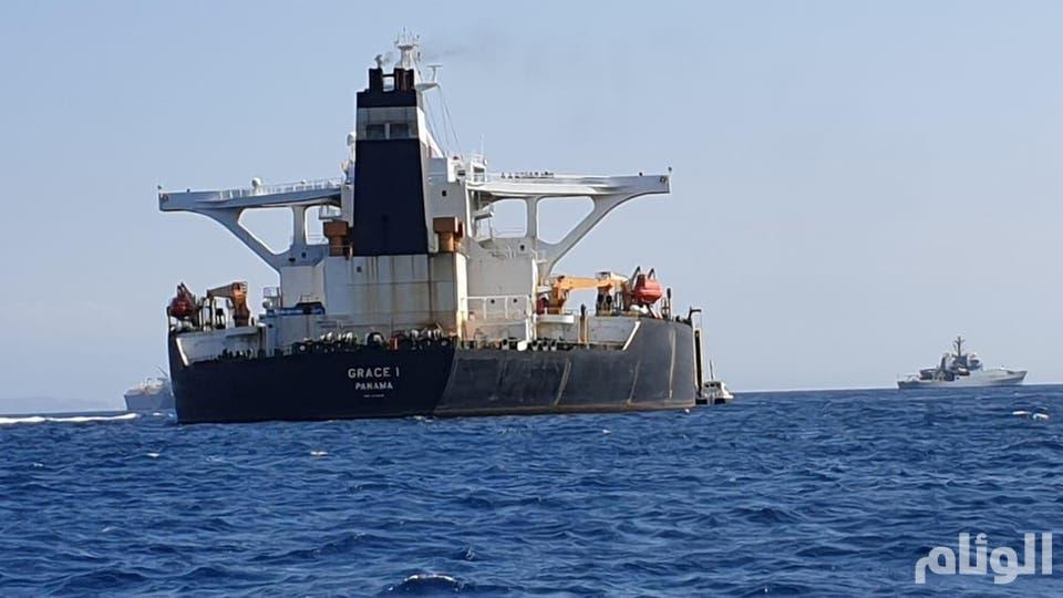 """إيران تحذر أمريكا من احتجاز الناقلة """"جريس 1"""" في المياه الدولية"""