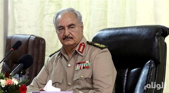 لييبا: المشير حفتر يرفض تمديد مهلة وقف العمليات الحربية