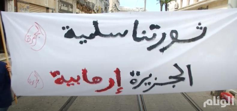 الجزائر.. تنديد بالتآمر القطري وتحذيرات من الجزيرة