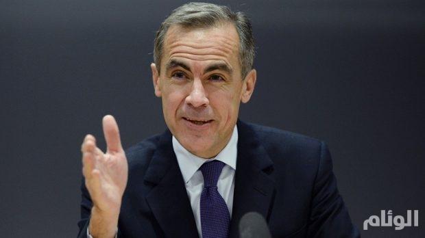 """بنك إنجلترا يحذر من """"صدمة فورية"""" للاقتصاد في حال بريكست بدون اتفاق"""