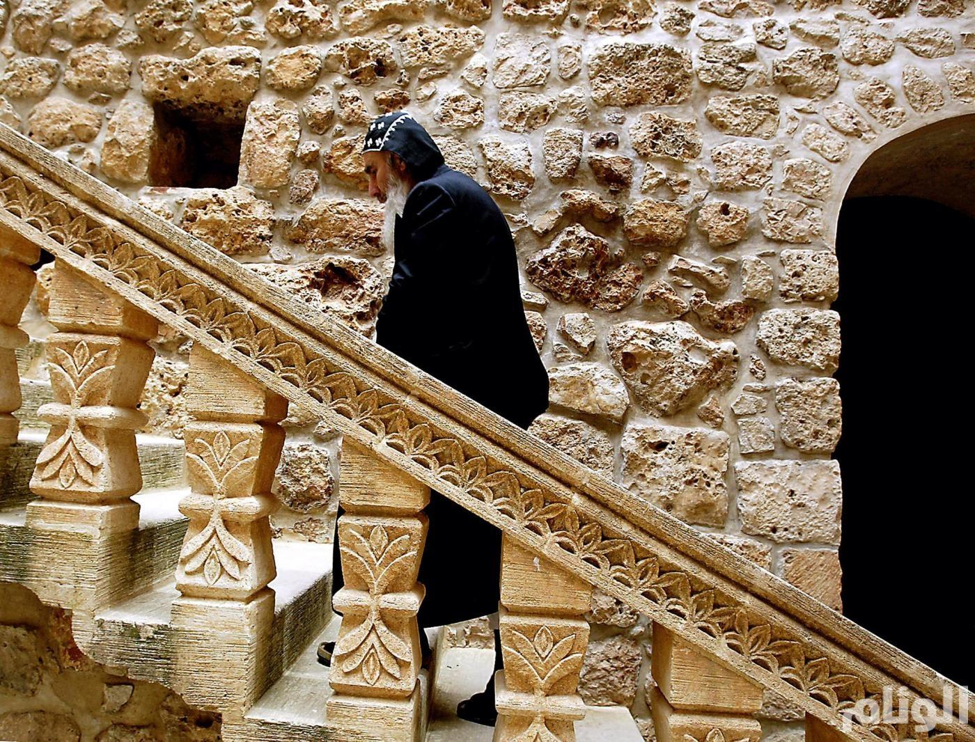 أردوغان يضع حجر أساس أول كنيسة في تاريخ تركيا الحديثة