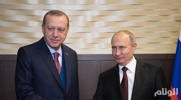 قمة روسية تركية لبحث الشأن السوري