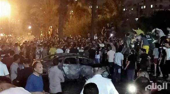 مصر.. الداخلية: الانفجار أمام معهد الأورام نجم عن سيارة تحمل متفجرات كانت مجهزة لعملية إرهابية
