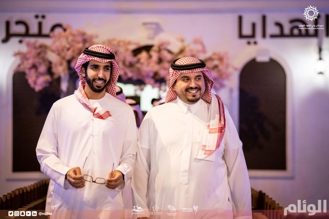 سفير الإمارات لدى المملكة: نجاح مهرجان ولي العهد للهجن هو نجاح لدولة الإمارات