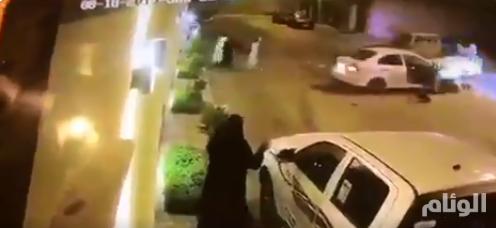 """شرطة الرياض توضح حقيقة مقطع الفيديو المتداول عن """"مشاجرة بالمركبات"""""""