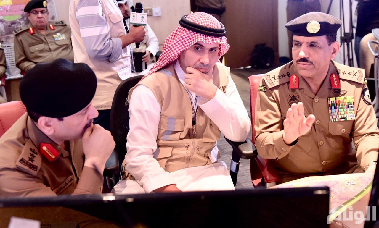 مدير الأمن العام يعلن نجاح الخطط الأمنية والمرورية والتنظيمية لحج 1440 هجريًا