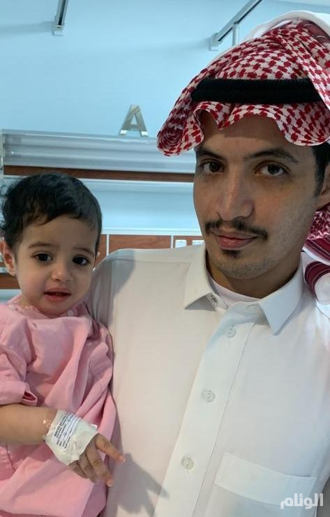 إنهاء معاناة طفل مع ناسور المرئ في ولادة مكة
