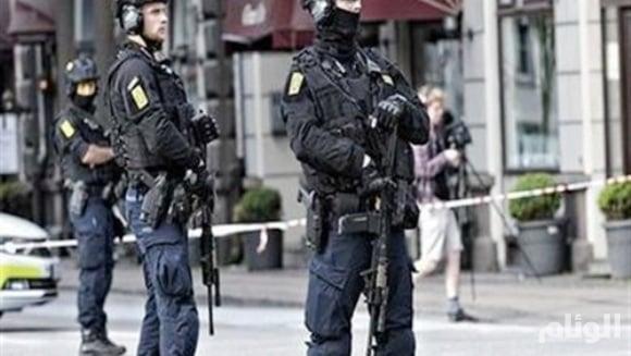 انفجار يضرب مركزاً للشرطة بوسط العاصمة الدنماركية
