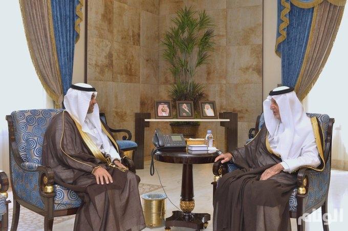 «الفيصل» يستقبل مدير تعليم مكة ويستمع لخطط الاستعدادات للعام الدراسي الجديد