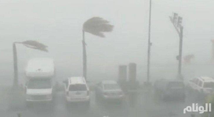 الإعصار دوريان يزداد قوة مع اقترابه من ولاية فلوريدا الأمريكية