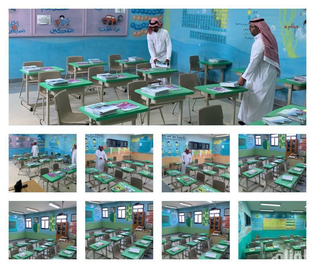 1538 مدرسة بتعليم مكة تستقبل أكثر من 382 ألف طالب وطالبة مع انطلاقة العام