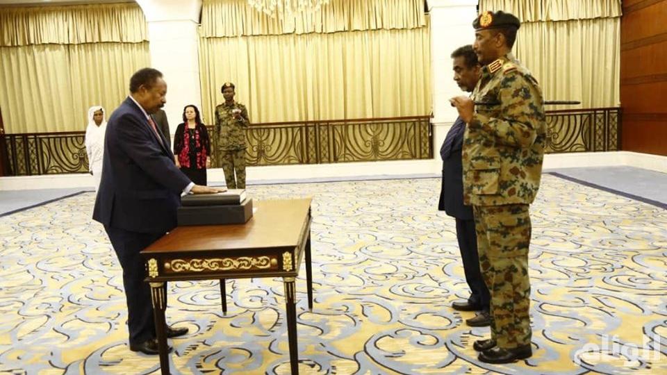 الترويكا: تعيين «حمدوك» لحظة تاريخية للسودان