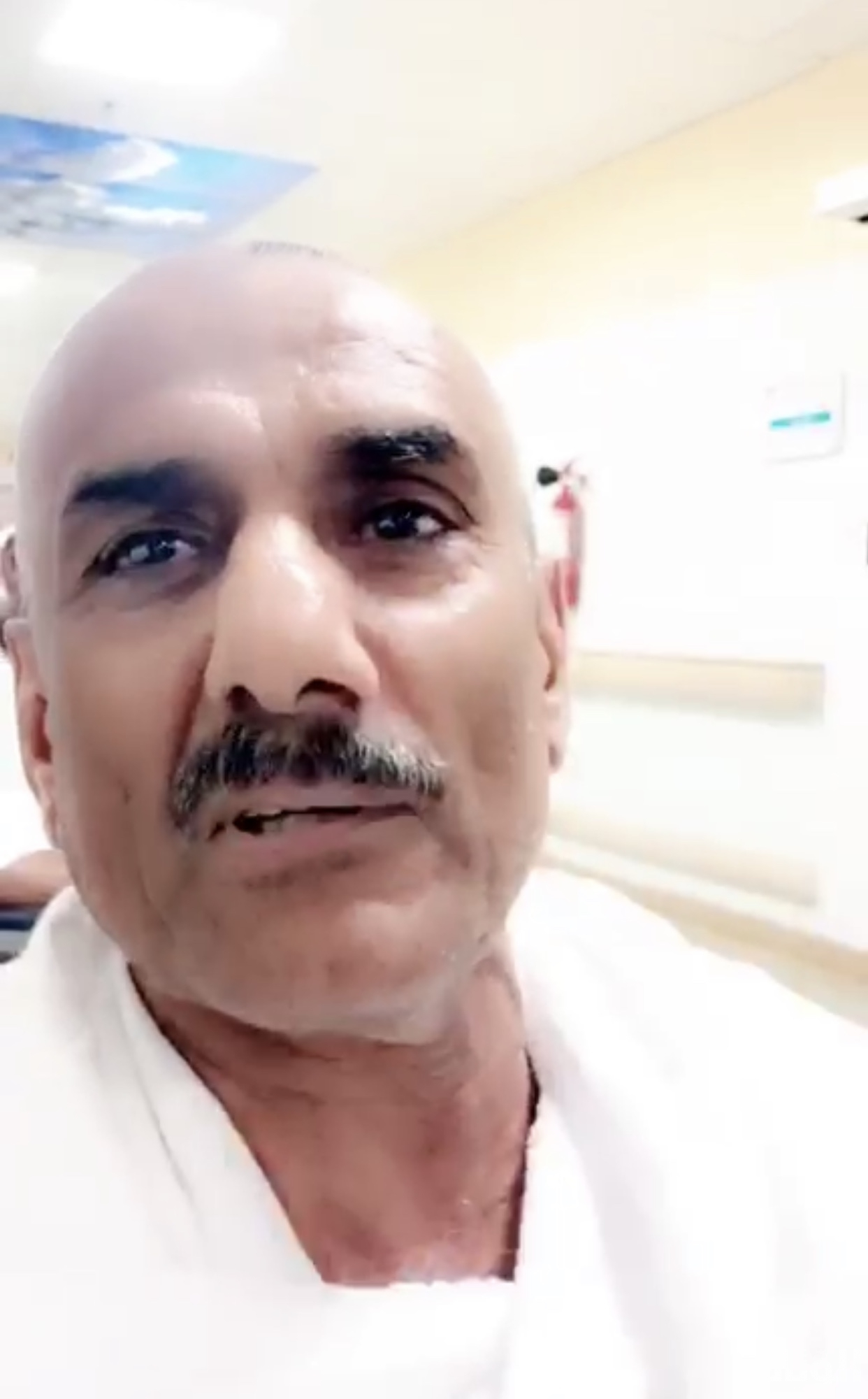 حاج إيراني: شكراً للقيادة السعودية.. شعبكم محب للخير