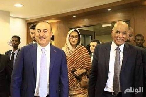 سخط شعبي عارم لوجود «ظل أردوغان» في إتفاق السودان