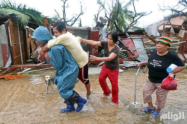 24 قتيلاً في فيضانات فيتنام