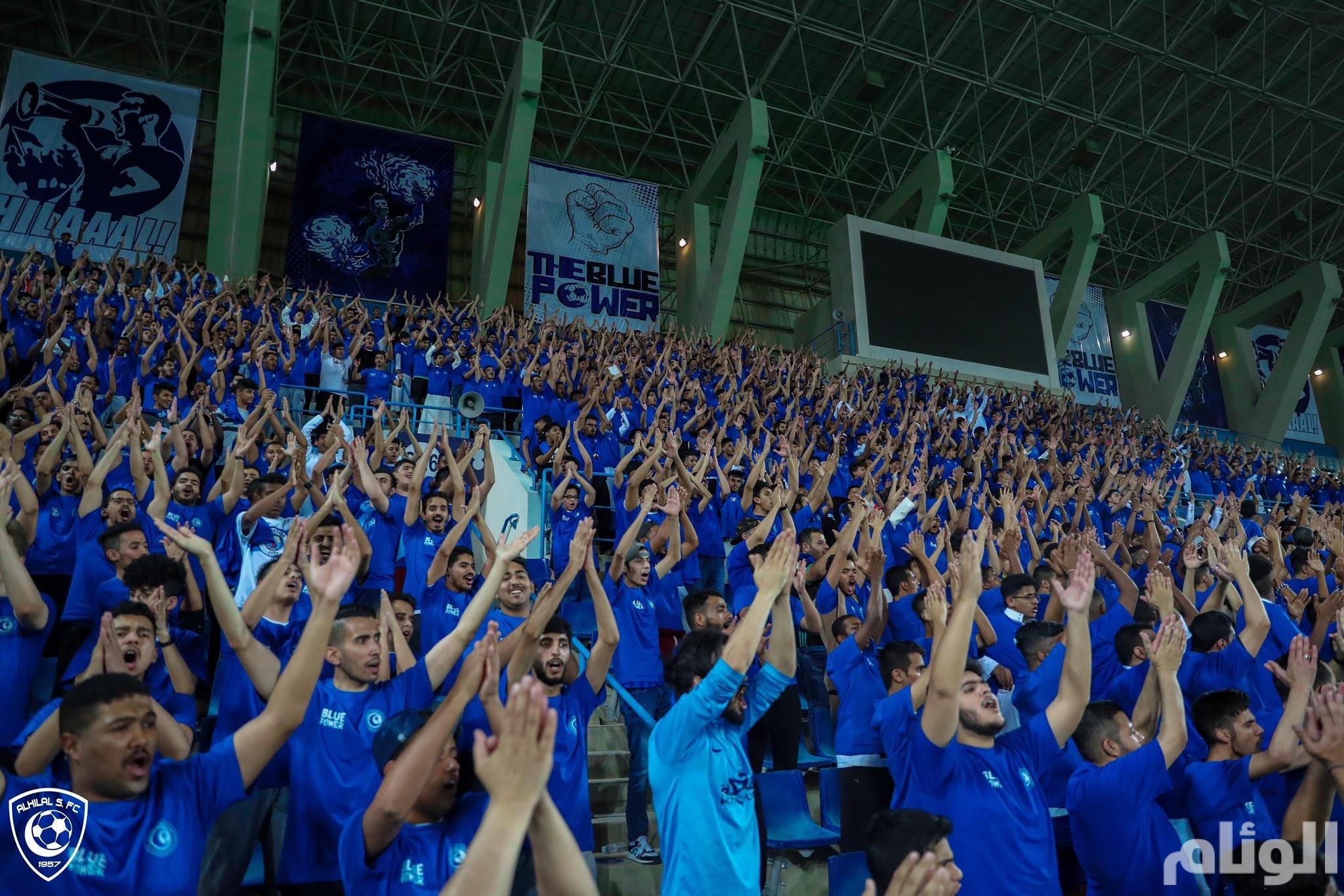 القوة الزرقاء تنهي إستعداداتها لمواجهة الاهلي