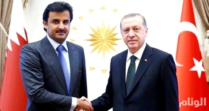 قطر وتركيا تخططان لإعادة تنظيم الإخوان المسلمين في السودان