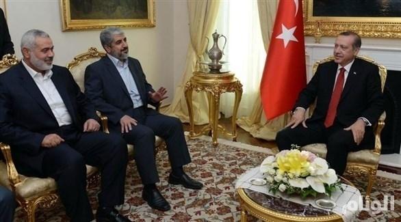 حماس تنقلب على تركيا وتعود إلى أحضان سوريا وإيران