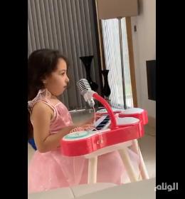 مسؤول بهيئة الترفيه يعلق على فيديو ابنة محمد صلاح.. هل تحضر موسم الرياض؟