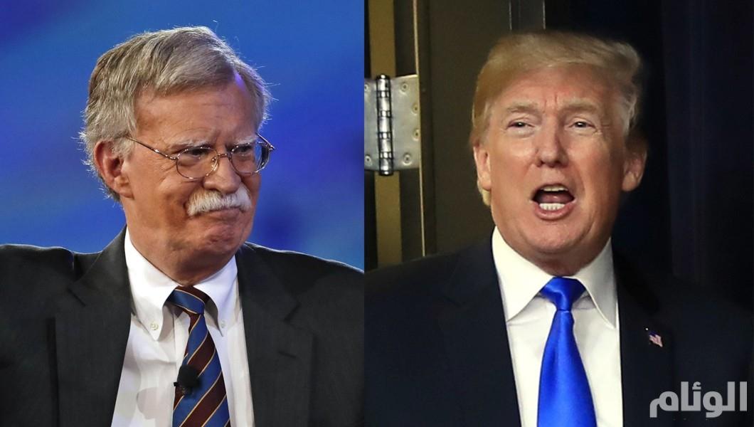 عاجل ..  تعيين تشارلى كوبرمان قائما بأعمال مستشار الأمن القومي الأمريكي بعد استقالة بولتون