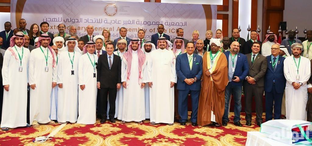 الامير عبدالعزيز الفيصل: سباقات الهجن لا تزال تشكل معلماً بارزاً في تقاليدنا وثقافاتنا السعودية