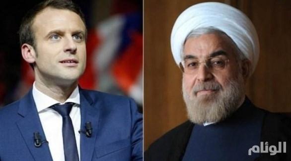 روحاني يحذر ماكرون: إيران ستتخلى عن التزاماتها النووية