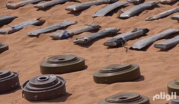 """""""مسام"""" ينتزع 2,956 لغمًا في اليمن خلال الأسبوع الأول من سبتمبر"""
