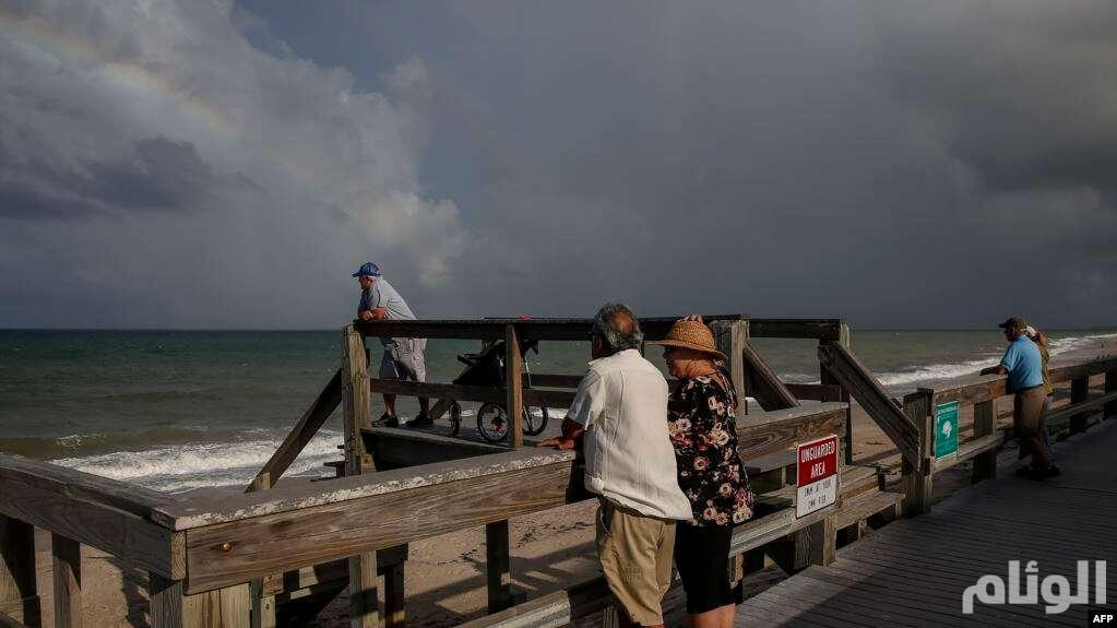 إعصار دوريان يبلغ الفئة الخامسة ويهدد بكوارث