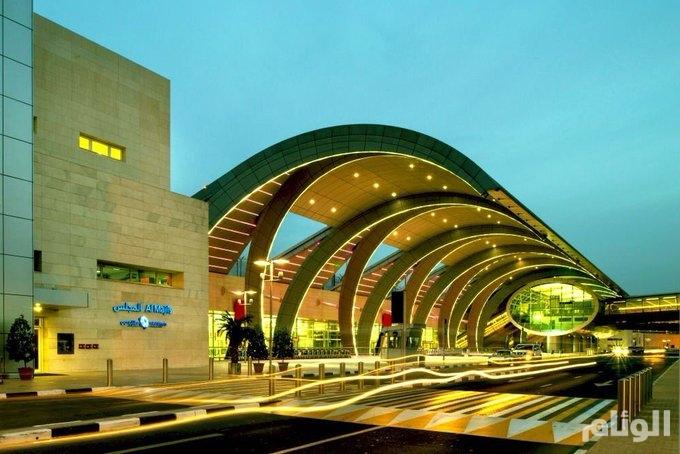مطارا دبي الدولي وهارتسفيلد جاكسون أتلانتا الأكبر في العالم