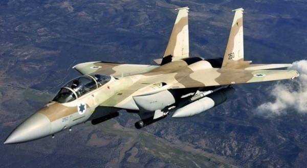 الطيران الحربي الإسرائيلي يشن غارات عنيفة على قطاع غزة