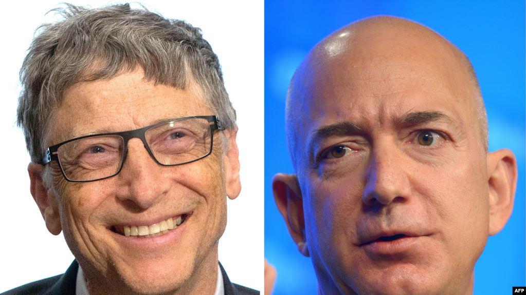 بيزوس يوقع بين البنتاجون ومايكروسوفت.. عملاق التكنولوجيا تخسر 17 مليار دولار في 5 دقائق - صحيفة الوئام الالكترونية