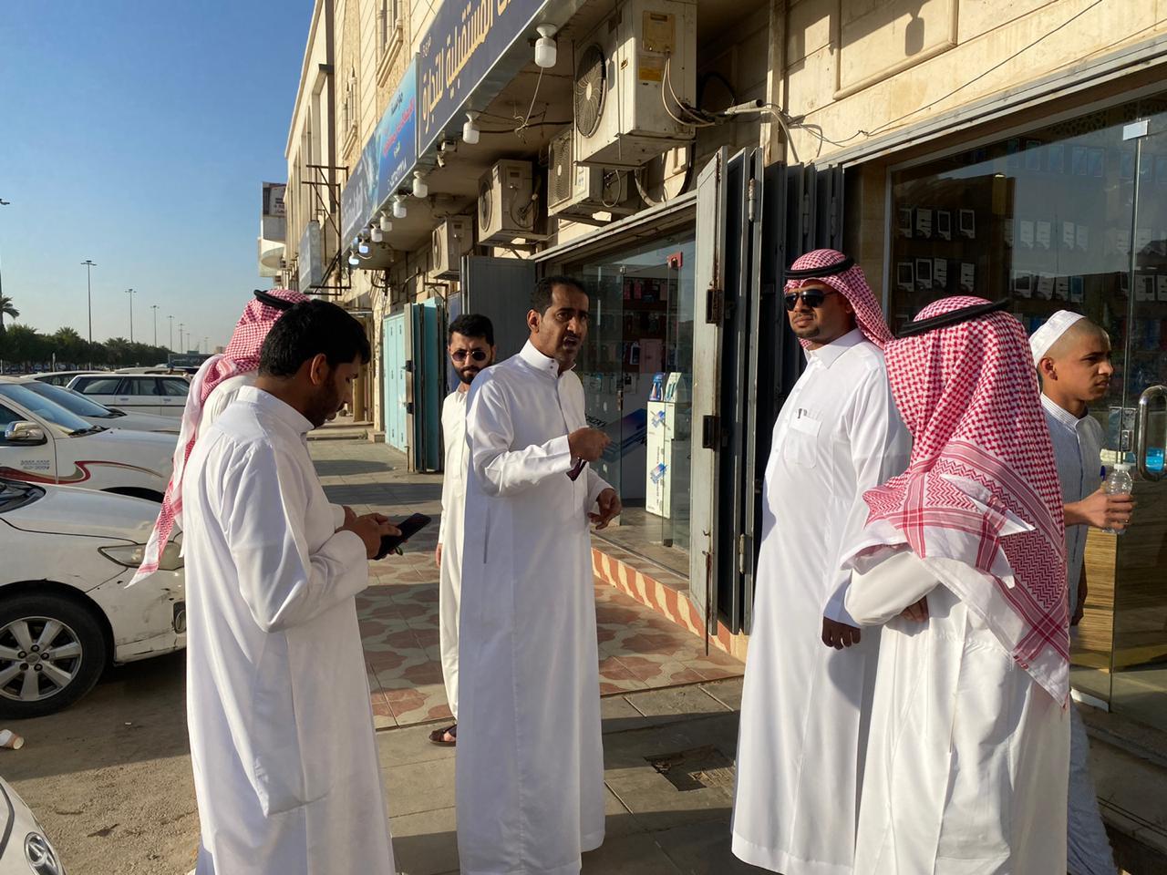 ضبط 314 مخالفة بمحلات الرياض.. والقبض على 4 وافدين مخالفين ...