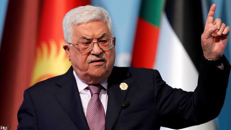 في اتصال مع وزير الخارجية الأمريكي.. عباس يشدد على أهمية تثبيت اتفاق وقف النار