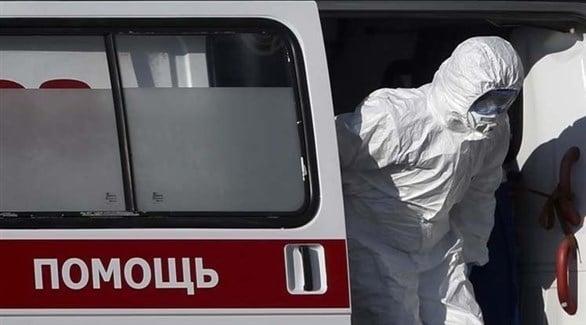 تسجيل 575 وفاة و19138 إصابة جديدة بكورونا في روسيا