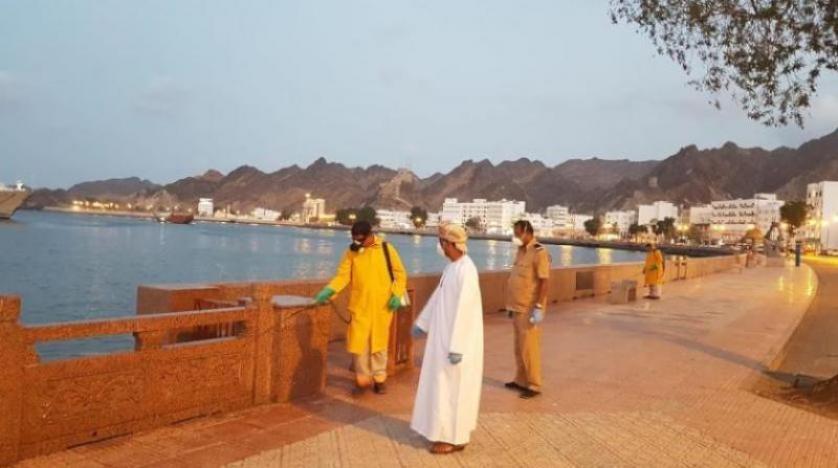 كورونا في عمان