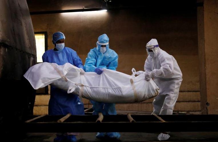 خلال 24 ساعة: الهند تسجل 62224 إصابة جديدة و2542 وفاة بـ #كورونا
