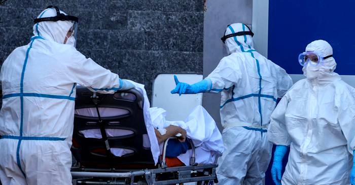 خلال 24 ساعة: 54069 إصابة جديدة بـ #كورونا في الهند
