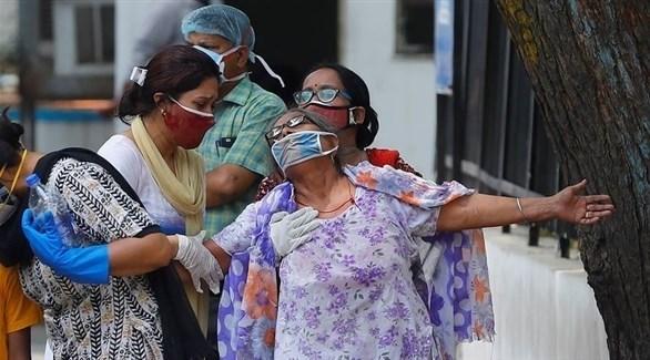 إصابات #كورونا في الهند تتجاوز 25 مليون حالة