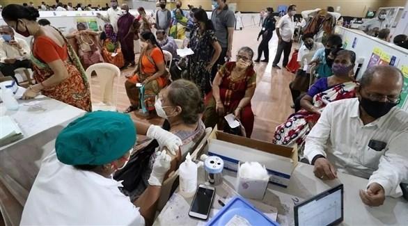 الهند تسجل 357.2 ألف إصابة جديدة بكورونا