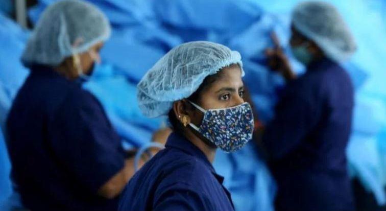 1206 حالة وفاة بـ #كورونا في الهند خلال 24 ساعة