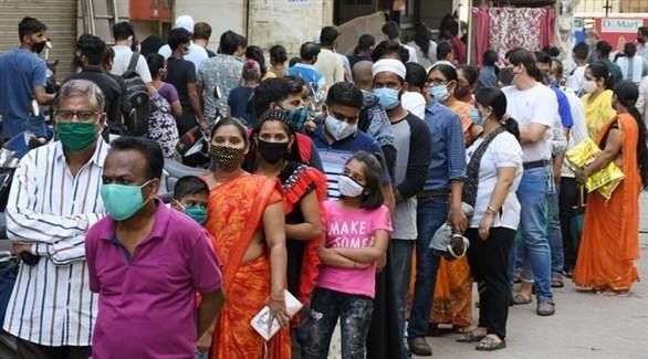 30.5 مليون إصابة بـ #كورونا في الهند