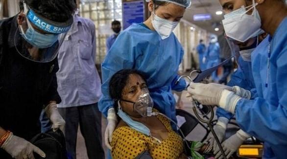 الهند تسجل 1183 وفاة جديدة بـ #كورونا